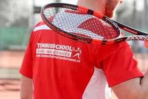 tennisschool Mark van der Haven