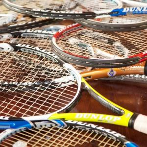racketwissel zondag